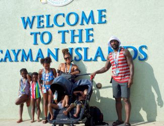 """""""Welcome to the Cayman Islands!"""""""