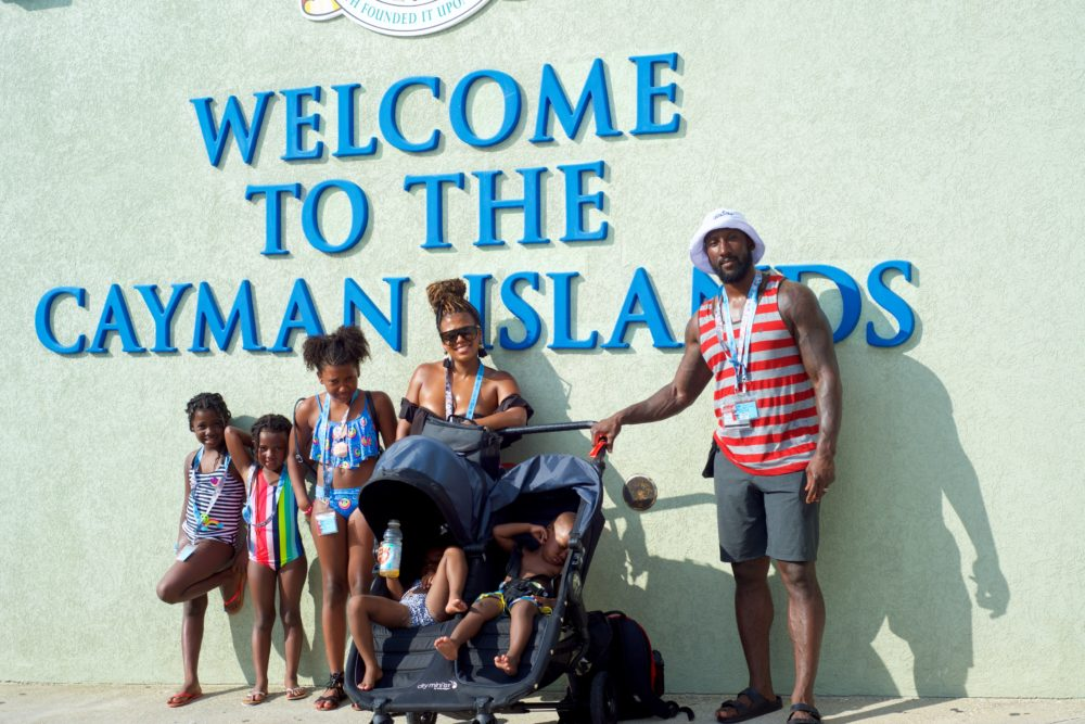 """Welcome to the Cayman Islands!"""
