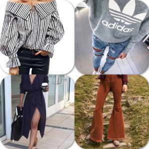 Showing more fall clothing options